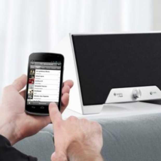 Smart Speaker van Teufel nu met Android
