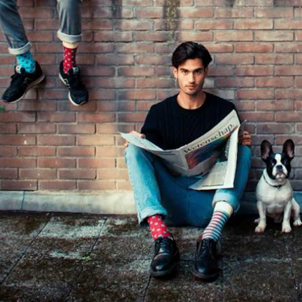 De wereld aan je voeten dankzij de sokken van Jarvis Pursuit