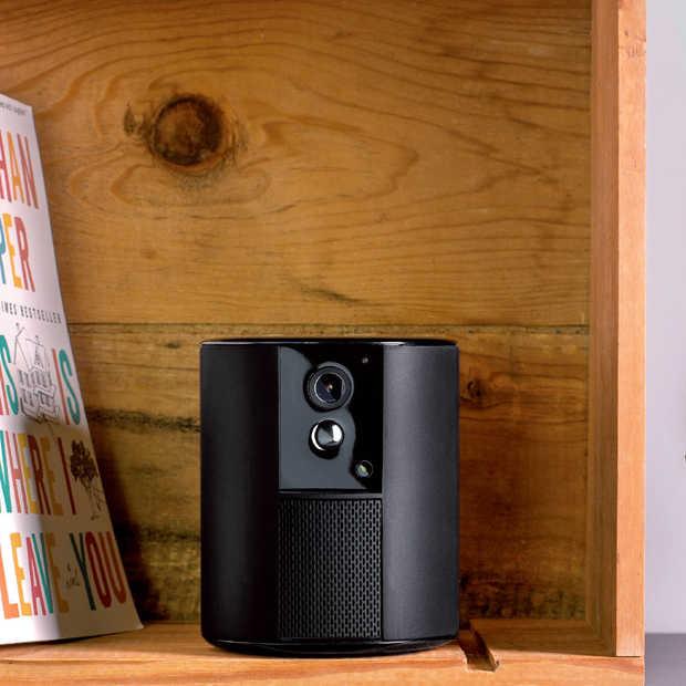Somfy One: alles-in-een alarmsysteem met camera, sirene en bewegingssensor