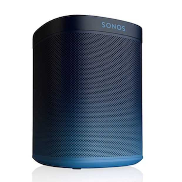Sonos komt met Blue Note limited edition-speaker in blauw