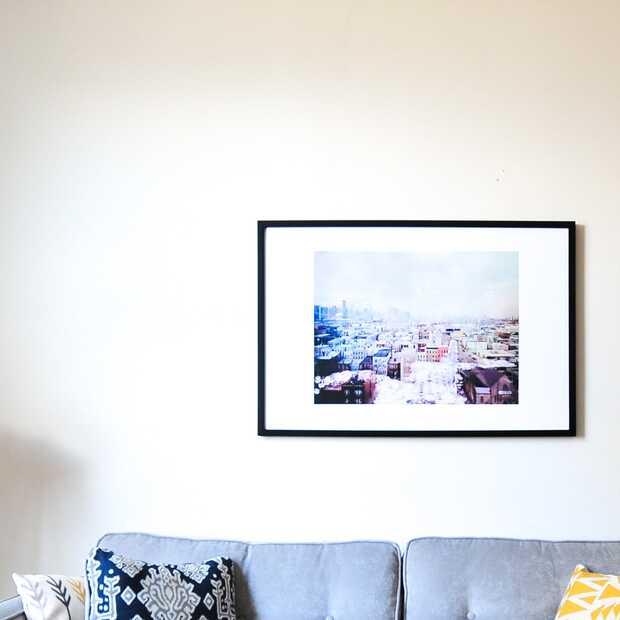 IKEA en Sonos komen weer met iets nieuws: een schilderij met ingebouwde speakers