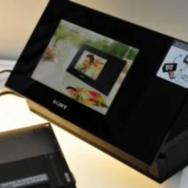 Sony DPP-F700 Digitale Fotolijst met Printer