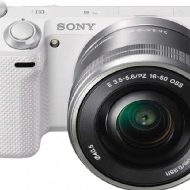 Sony kondigt NEX-5T aan met mogelijkheid voor snel foto's delen