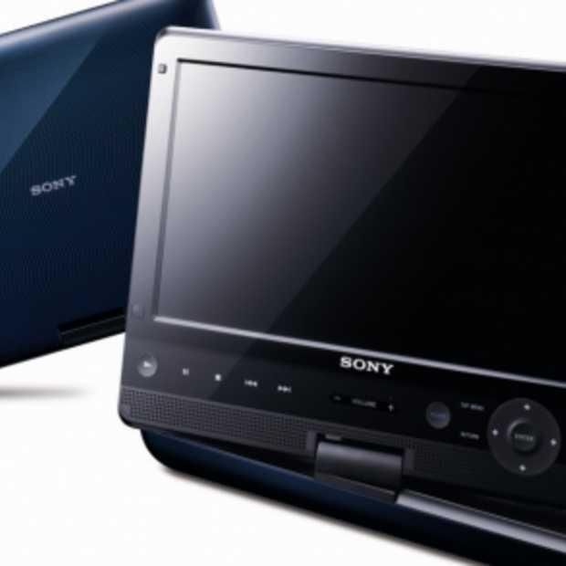 Sony Mobiele Blu-ray Disc-speler