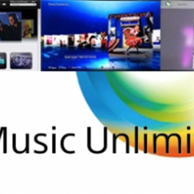 Sony Music Unlimited: één Dienst, drie Gezichten
