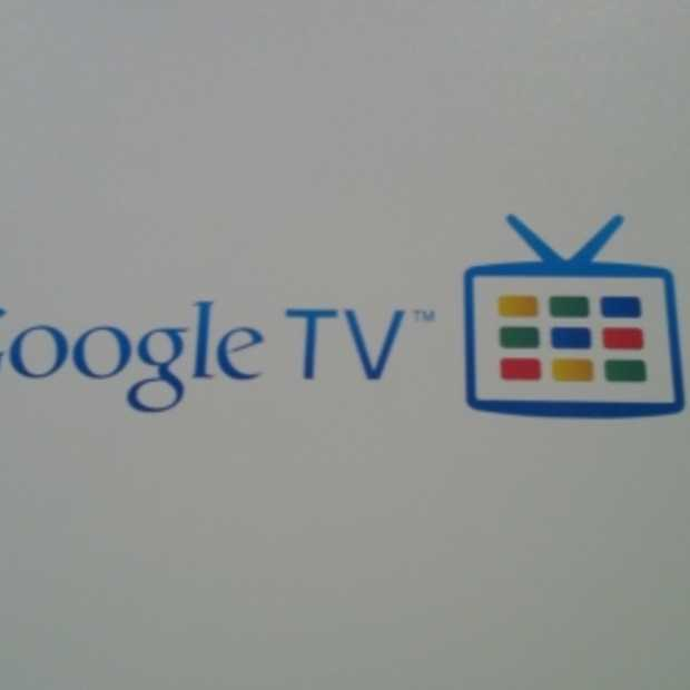 Sony start verkoop Google TV