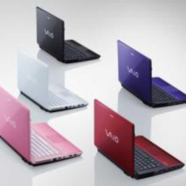 Sony Vaio Multimedia Laptop voor 3D games