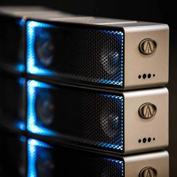 Soundots: mooi en modulair bluetooth speakersysteem