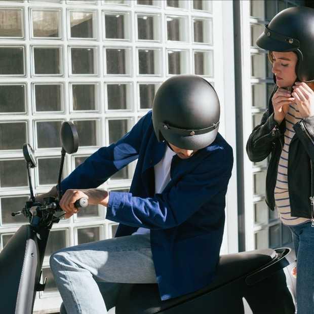 Aantal gebruikers van deelscooters flink gestegen