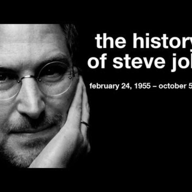 Het leven van Steve Jobs [tribute video]