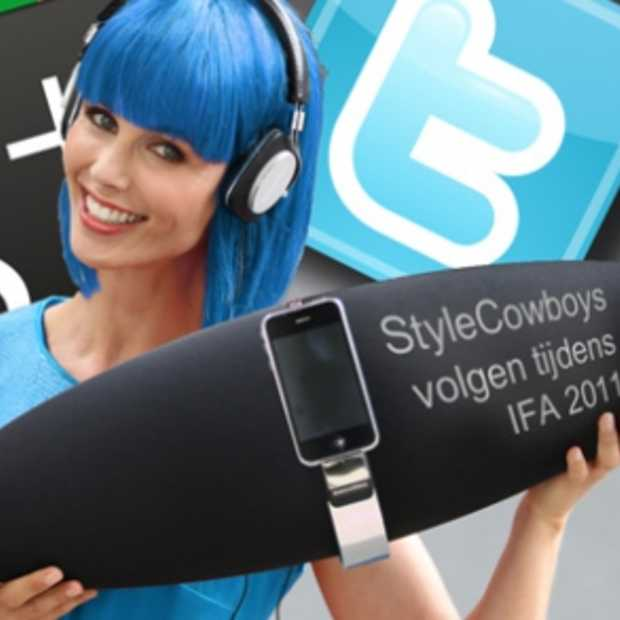 StyleCowboys goes IFA 2011