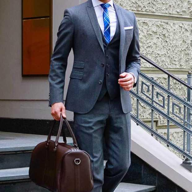 Het is vandaag International Suit Up Day!