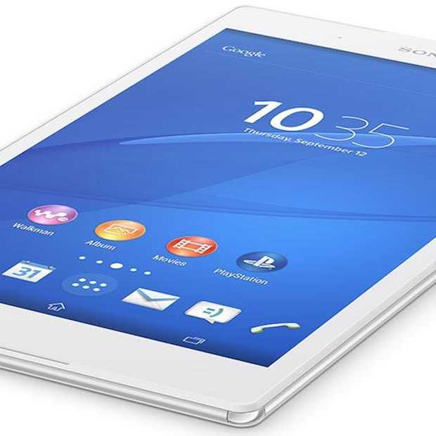 Dit is de nieuwe Xperia Z3 Tablet Compact!