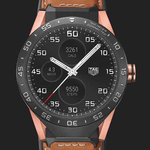 Tag Heuer springt in het peperdure smartwatch gat dat Apple achterliet