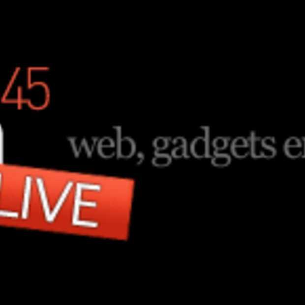 Tech45 viert 45ste Aflevering