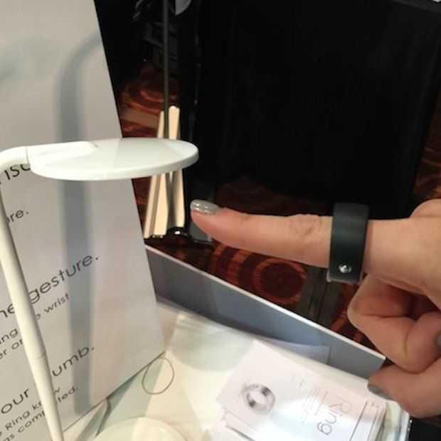 Deze ring maakt van je vinger een toverstaf