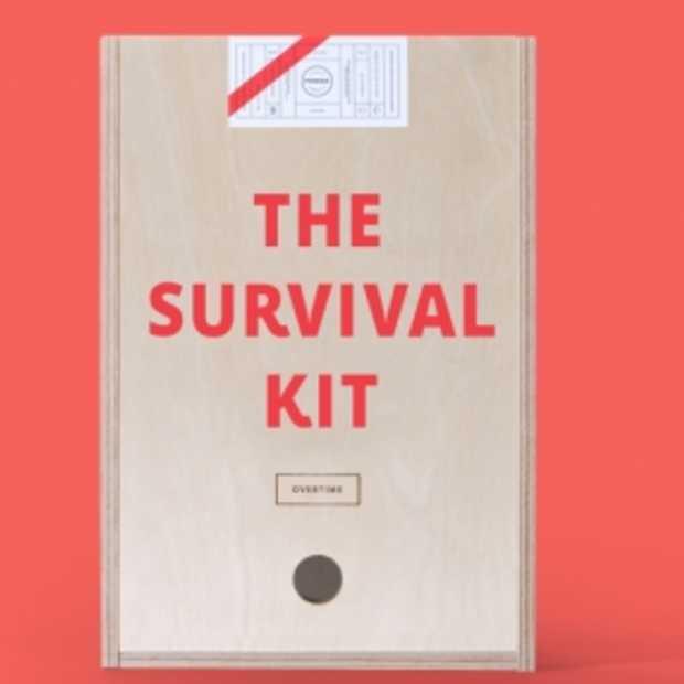 The survival kit voor op kantoor