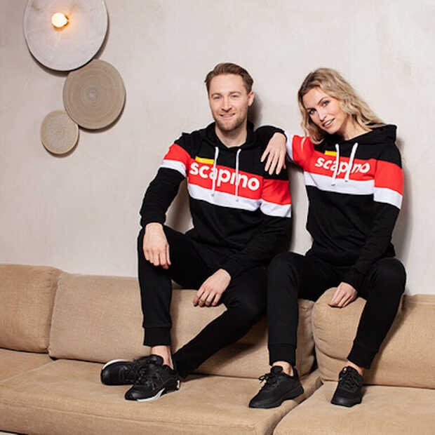 Thuiswerken wordt nog chiller met dit limited edition 'thuiswerkpak' van Scapino