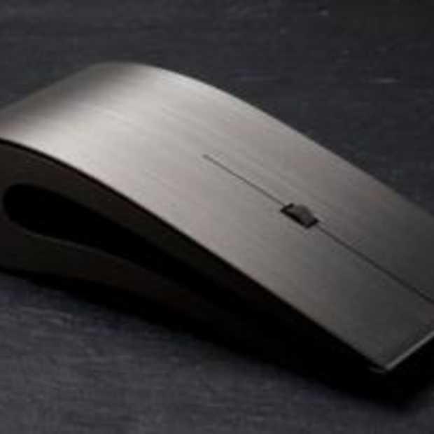 Titanium Muis van €800