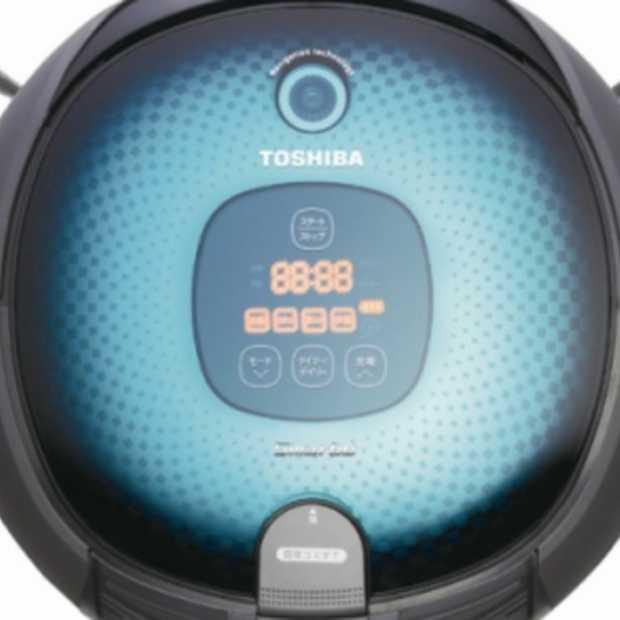 Toshiba komt met Smarbo Robotstofzuiger
