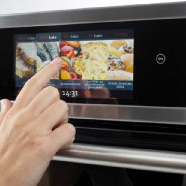 Touch, Slide, Bake! Hightech koken met Pelgrim i-Bake