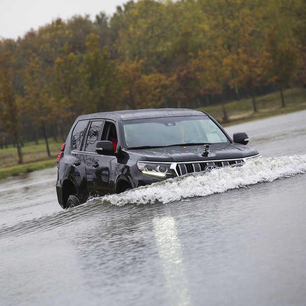 De vernieuwde Toyota Land Cruiser