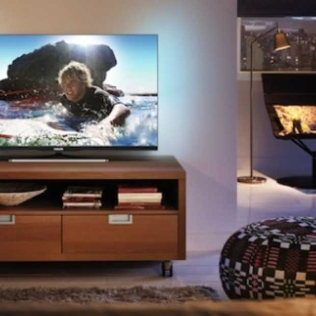 TP Vision onthult 'randloze' Philips Smart TV's