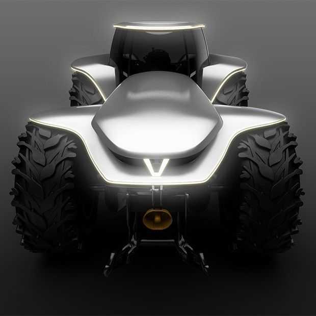 Zo ziet een tractor er in 2040 uit en wij willen er nu ook een