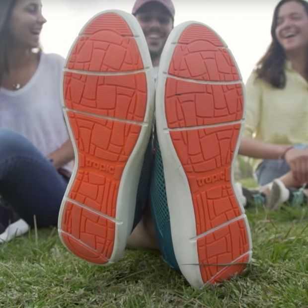 Tropic sneakers: mooi design en de ultieme functionaliteit in één