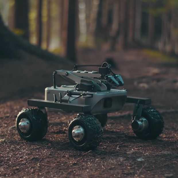 De Turtle Rover - niet voor Mars, maar voor je achtertuin
