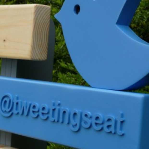 Tweetingseat maakt foto's van Tweeps