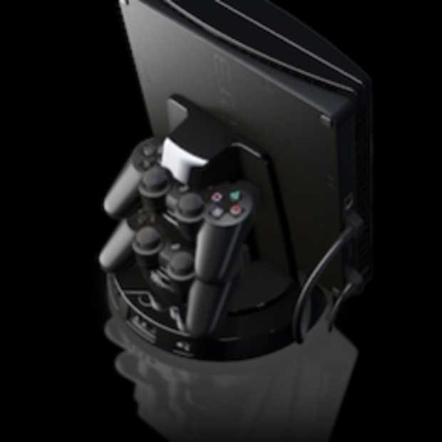 TwistDock plaatst je PlayStation 3 op voetstuk