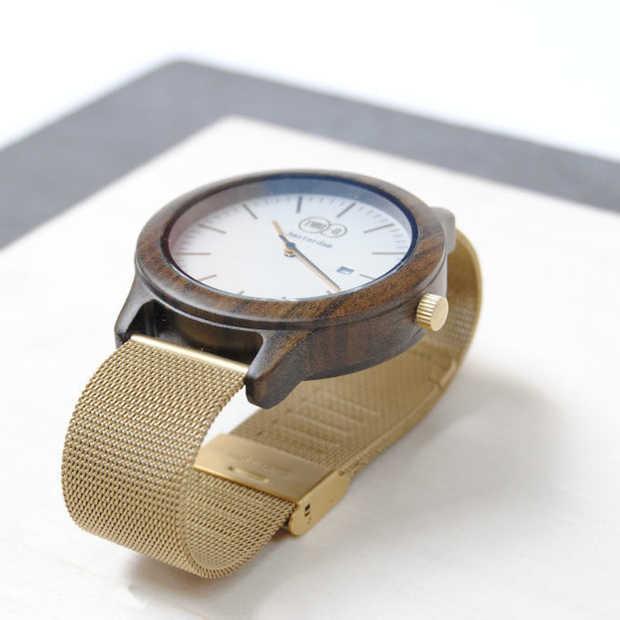 Houten horloges van TWO-O