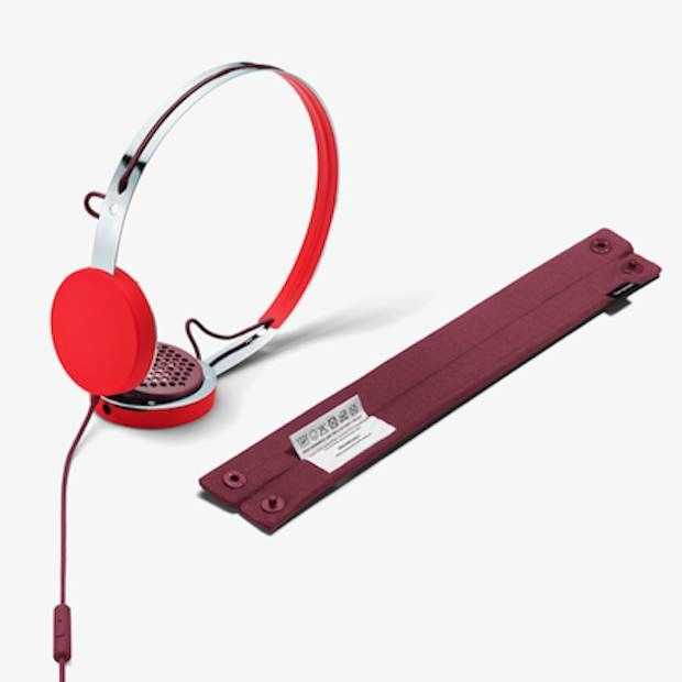 Marc by Marc Jacobs ontwerpt Limited Edition Headphones voor Urbanears