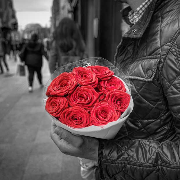 Valentijnsdag: Een overzicht van de leukste tweets en inhakers