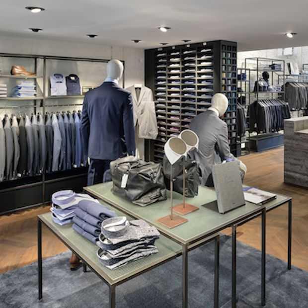 Van Gils opent eerste brandstore in Amsterdam