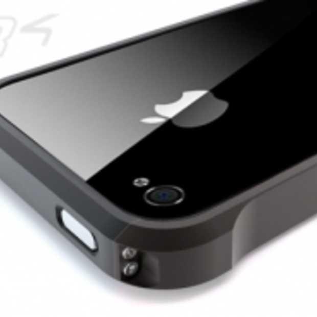 Vapor4 Stijlvolle Bumper-case voor je iPhone 4