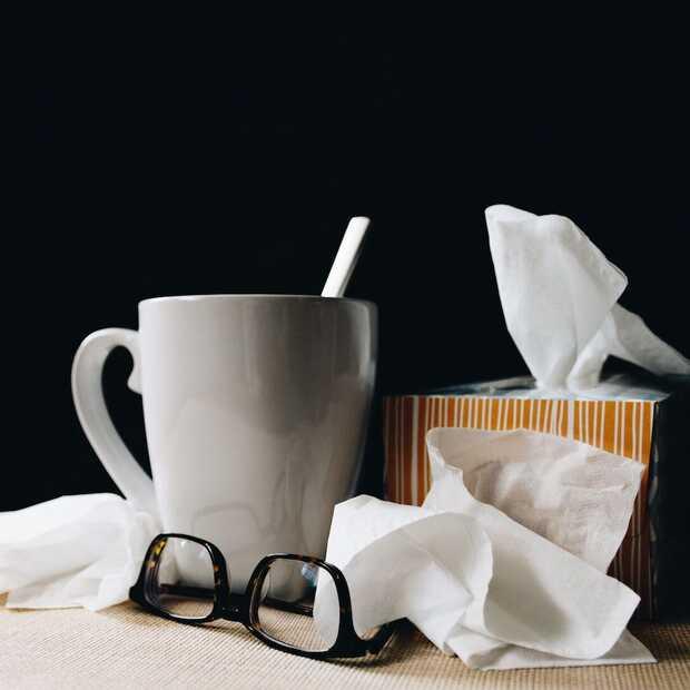 5 tips om een verkoudheid te voorkomen