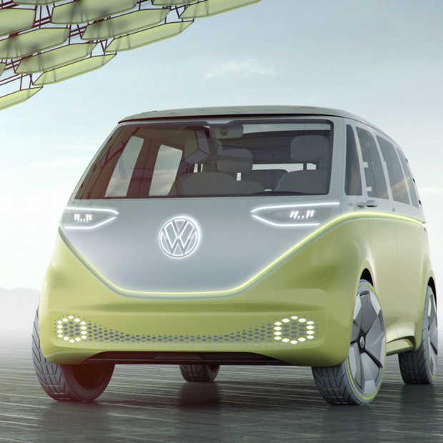 Volkswagen I.D. Buzz is veel te leuk om waar te zijn