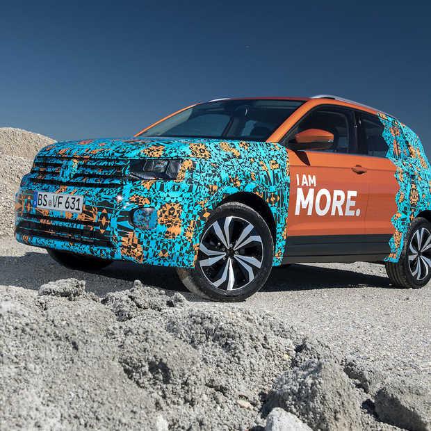T-Cross nieuwe compacte SUV van Volkswagen