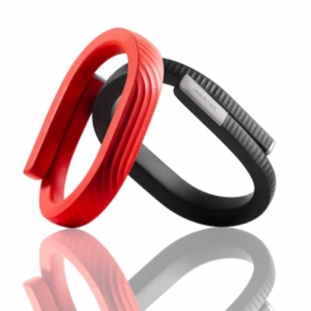 Wearable tech: Jawone lanceert UP24 nu wereldwijd