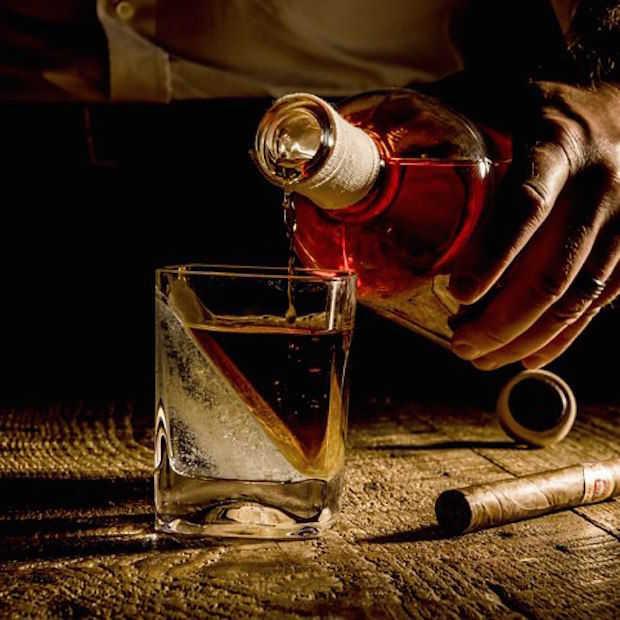 Whisky drinken in stijl