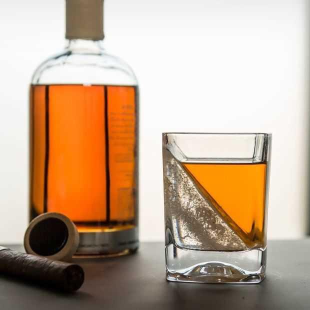 Deze Whiskeyglazen zijn gemaakt voor de echte liefhebbers