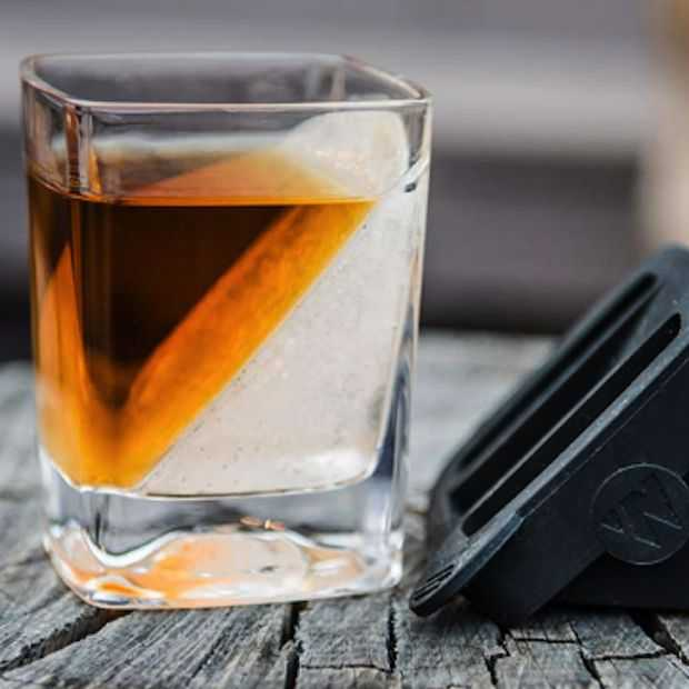 Klassiek whisky drinken met de Whisky Wedges
