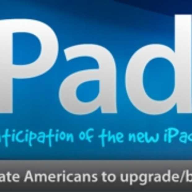 Wie gaat een iPad 3 kopen en waarom? [infographic]