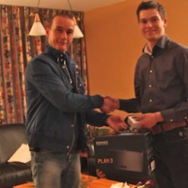 Winnaar iPhone 4S en Sonos Play:3 #FFGBLS