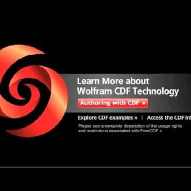 Wolfram CDF making a document