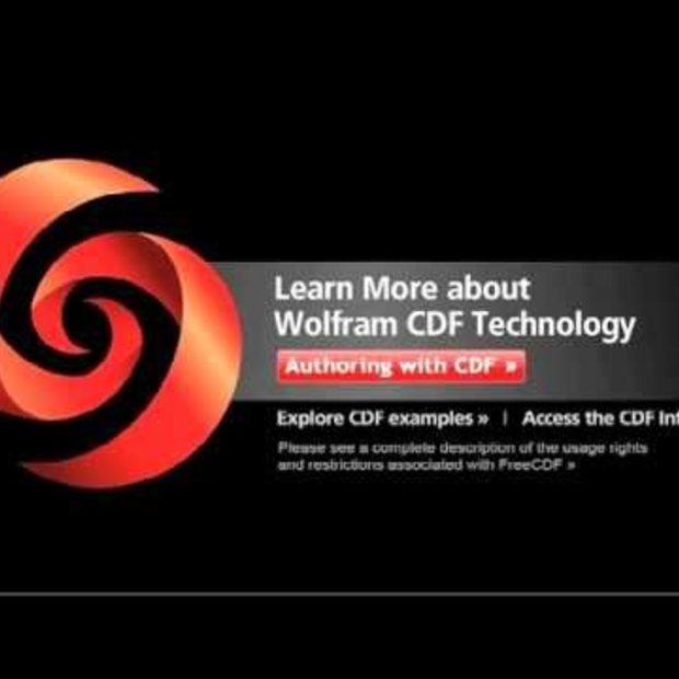 Wolfram CDF making a document