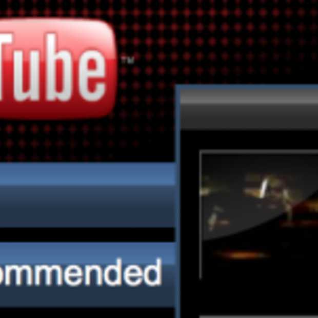 YouTube Full-HD Resolutie en XL Interface