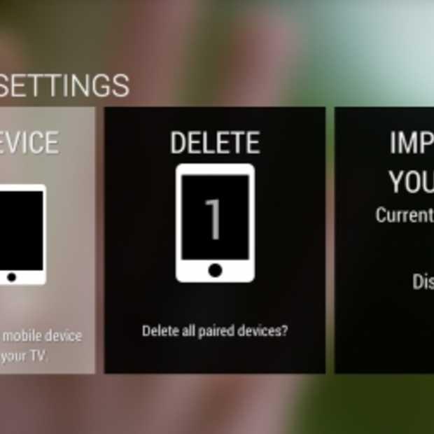 Youtube op TV bedienen met je Smartphone